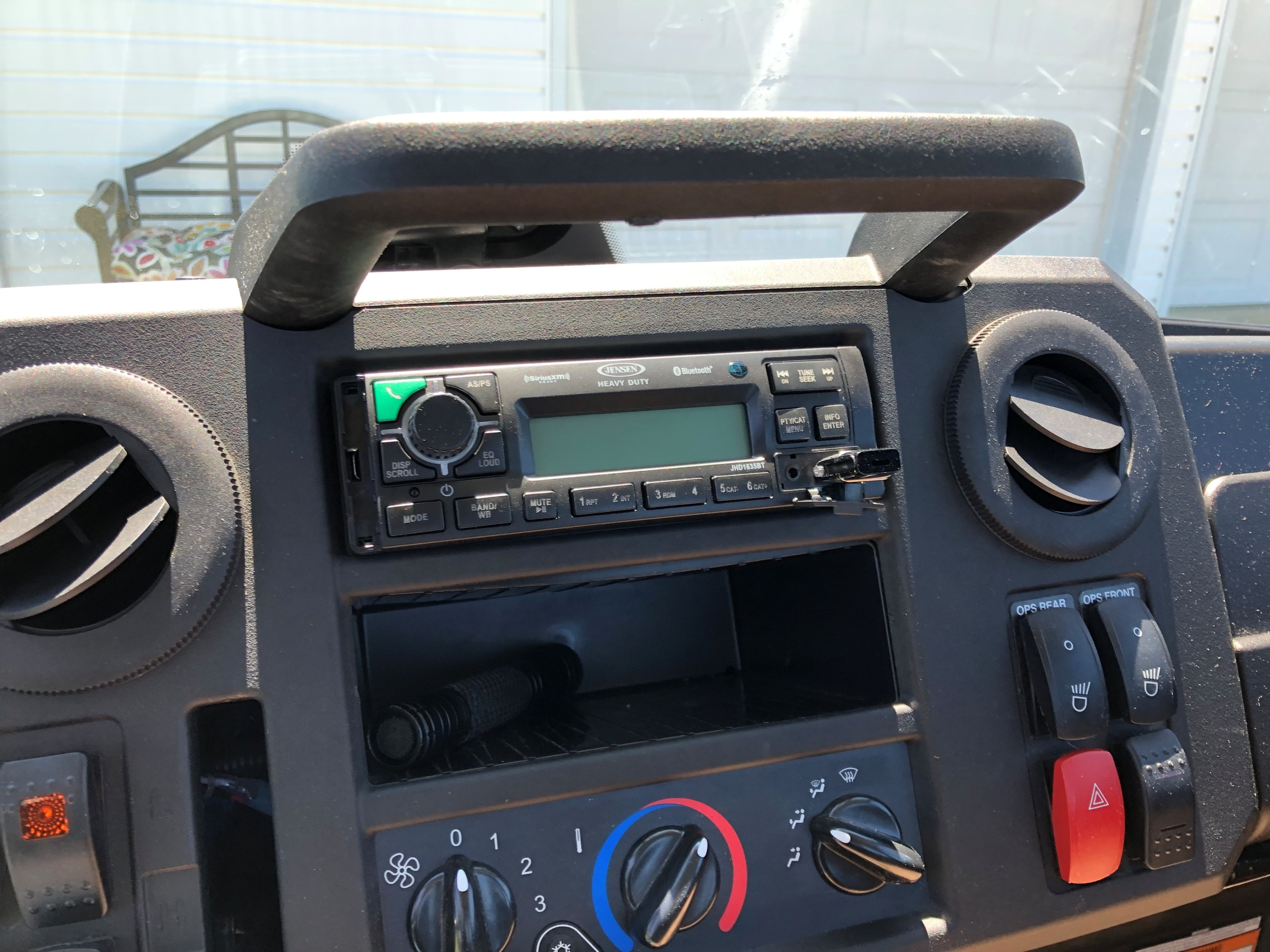 John Deere Tractor Radio Wiring Diagram