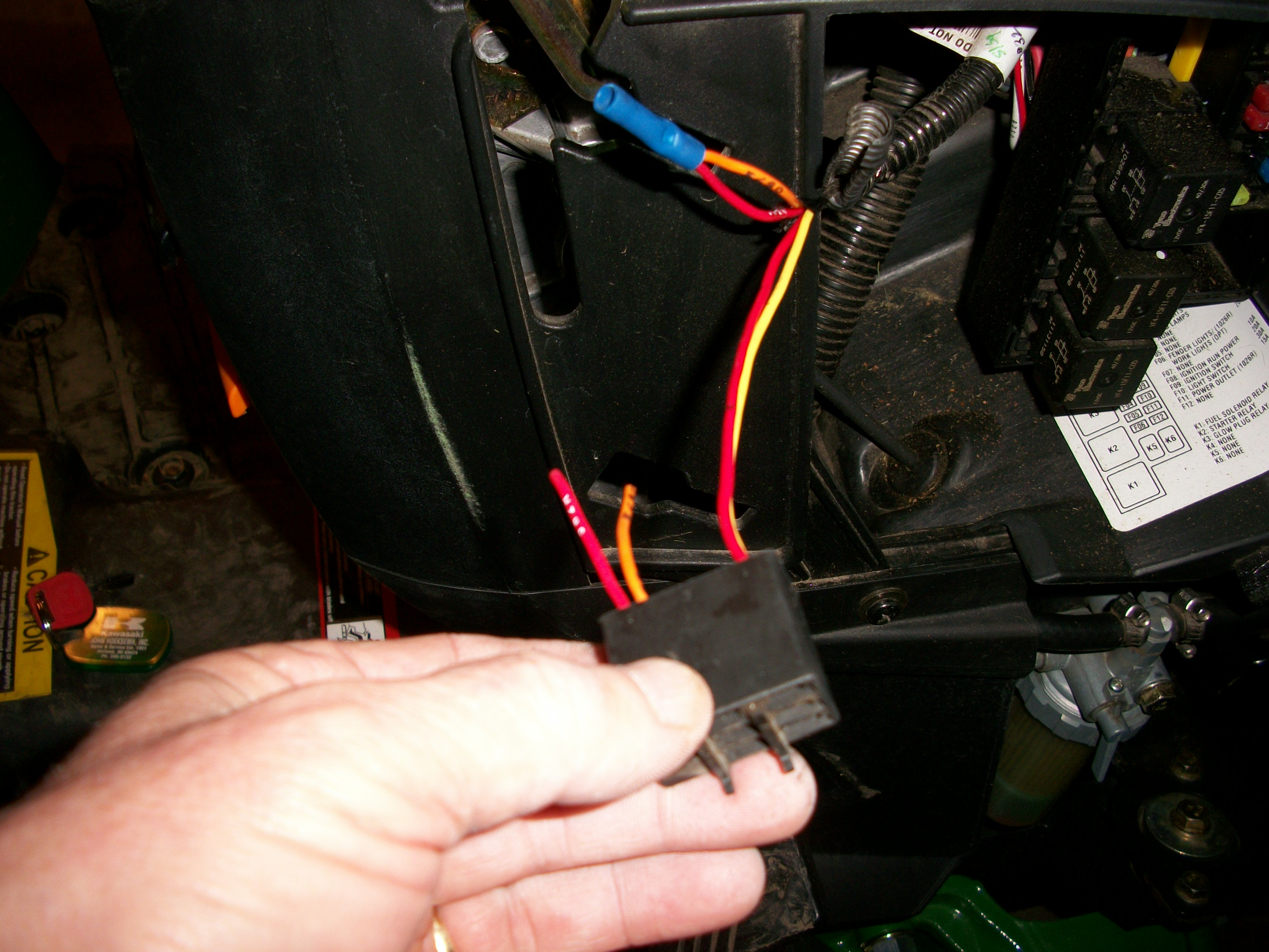 The 15 Minute RIO Byp Method X John Deere Safety Switch Wiring Diagram on