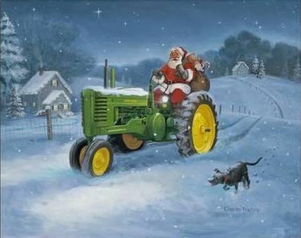 Santa on John Deere B.jpg