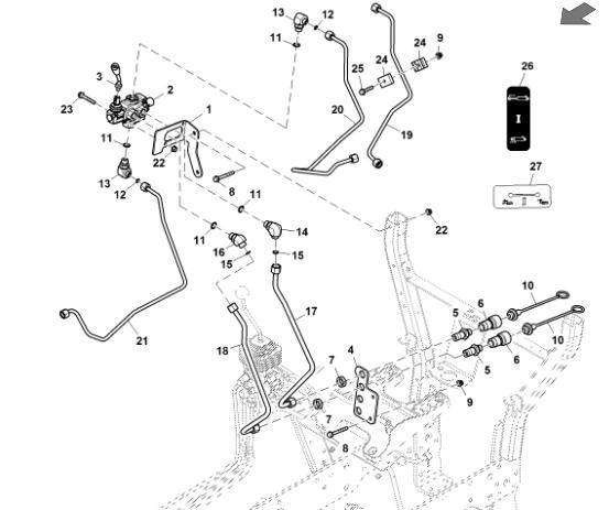 Wiring Diagram John Deere 110 Tlb John Deere 112 Parts