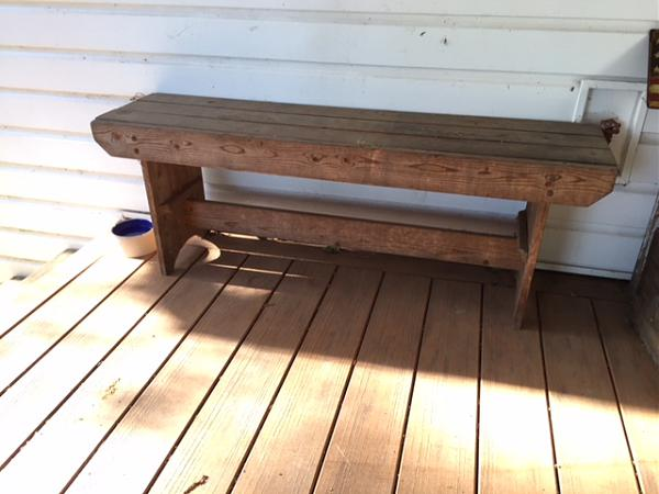 Click image for larger version.  Name:Start 4' Bench.jpg Views:54 Size:35.0 KB ID:628426