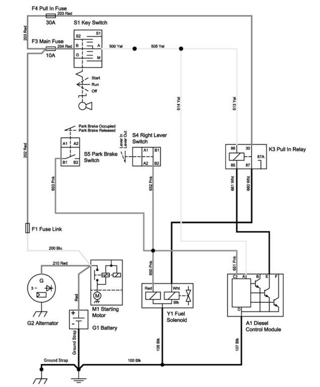 John Deere 997 Wiring Diagram