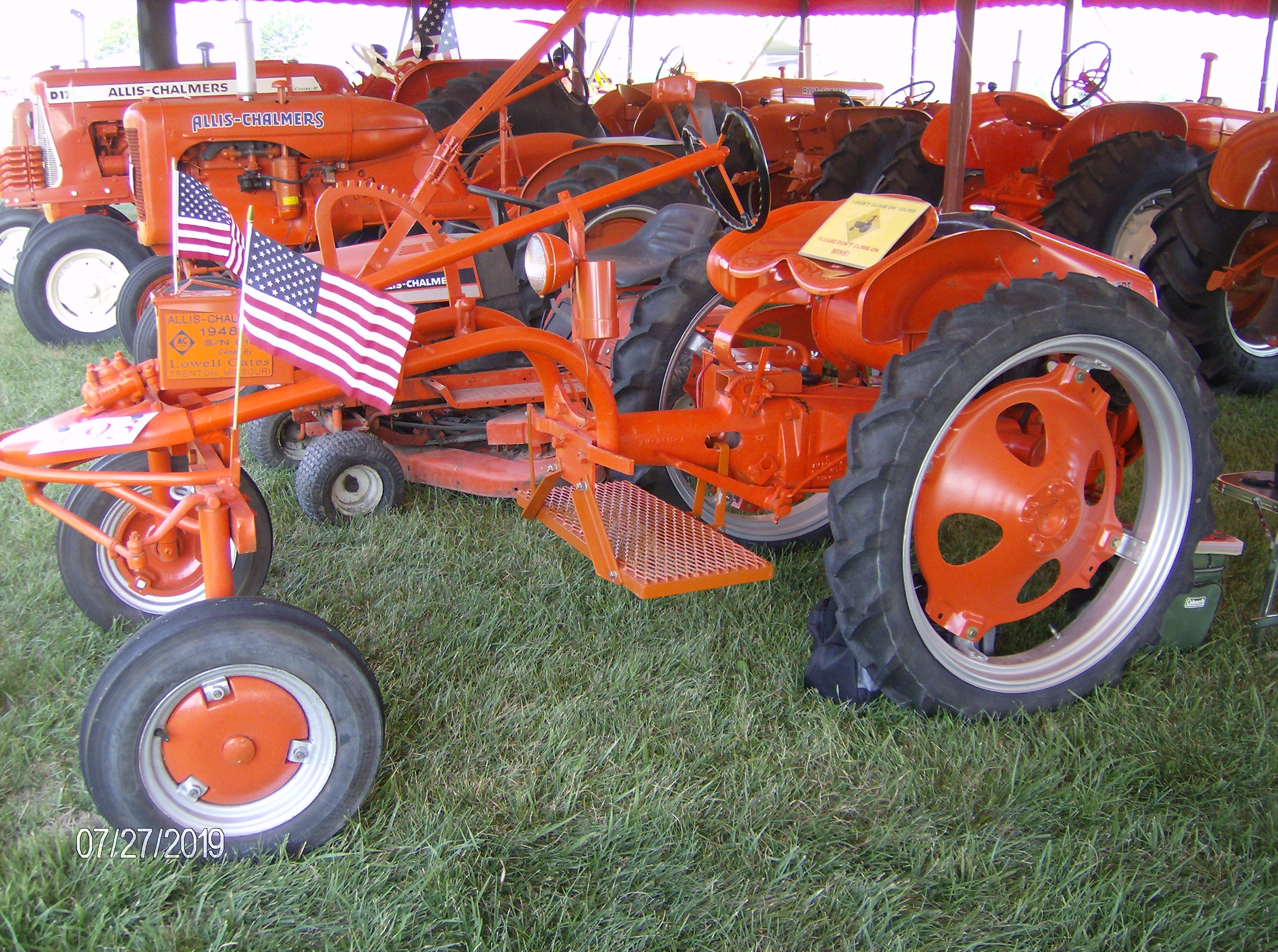 Click image for larger version.  Name:Tractors 2019 050.JPG Views:13 Size:1.27 MB ID:697342