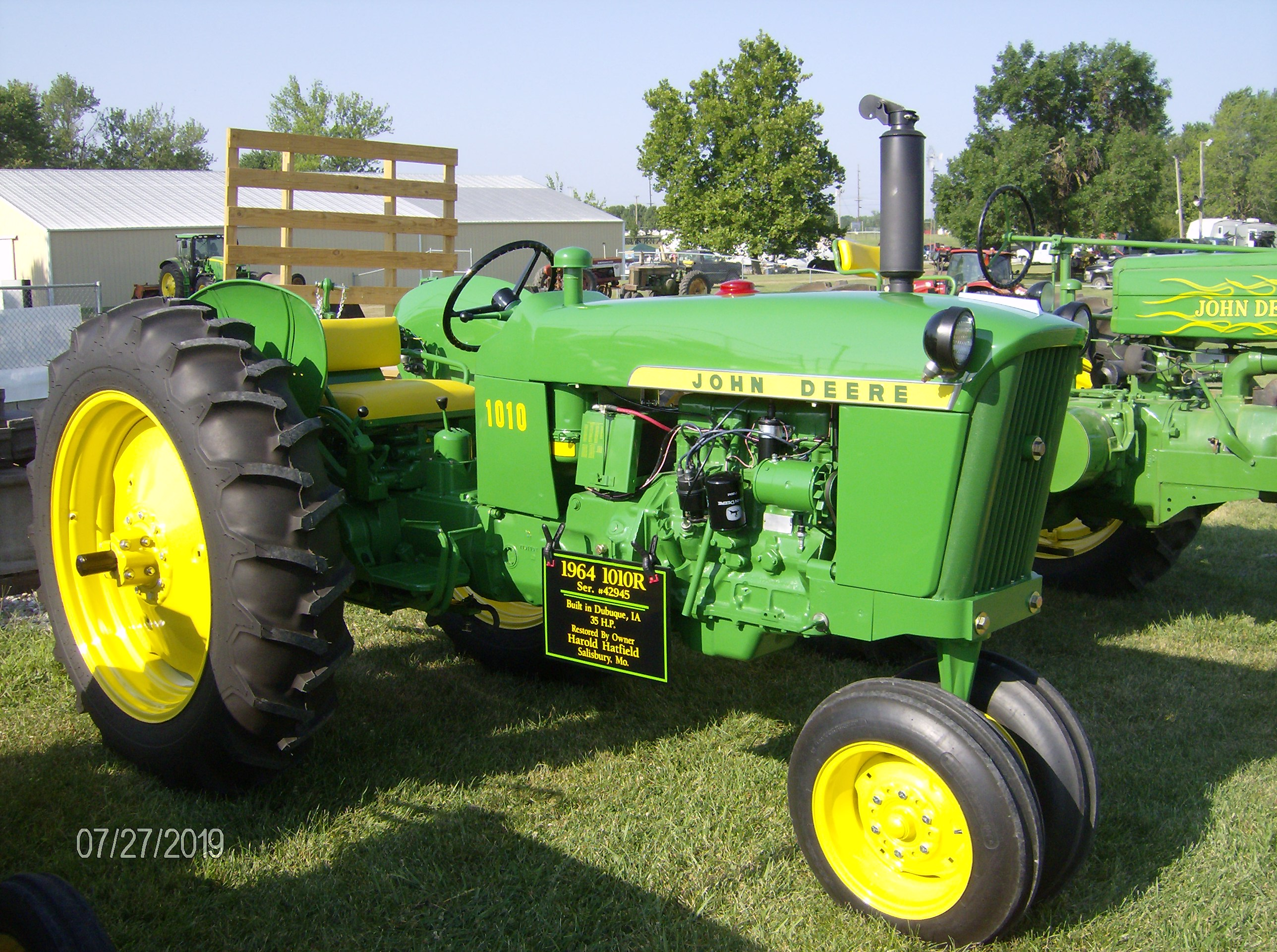 Click image for larger version.  Name:Tractors 2019 059.JPG Views:11 Size:1.12 MB ID:697352