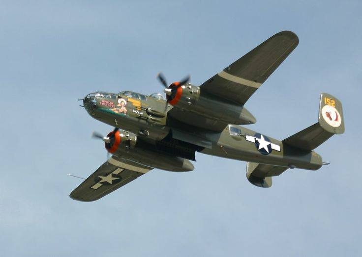 Click image for larger version.  Name:Warbird B25.jpg Views:12 Size:22.8 KB ID:40914