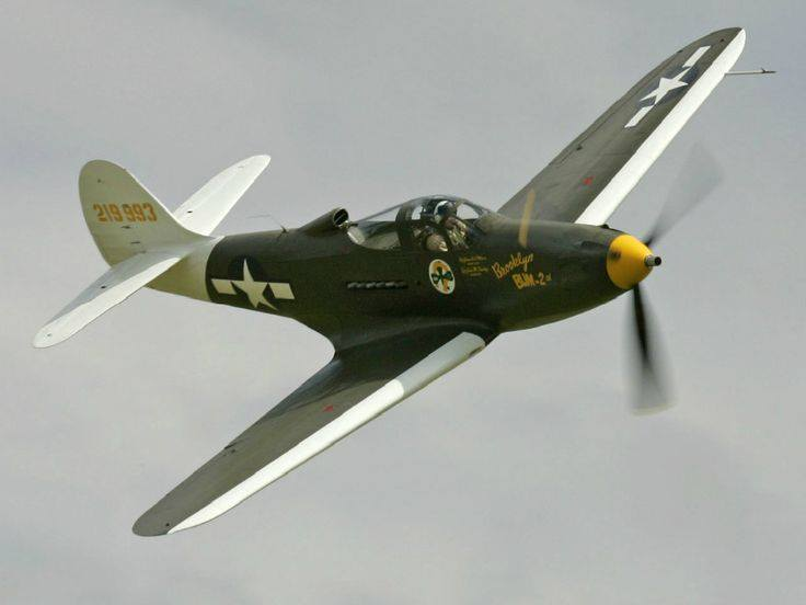 Click image for larger version.  Name:Warbird Bell P39 Airacobra.jpg Views:13 Size:24.5 KB ID:40900