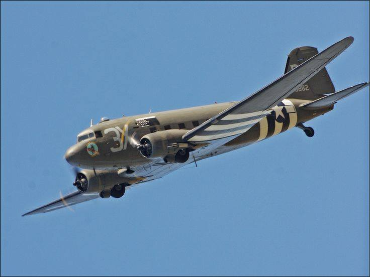 Click image for larger version.  Name:Warbird C47 Cargo Plane.jpg Views:13 Size:29.0 KB ID:40904