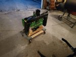 Imatch Quick Hitch Dolly Green Tractor Talk